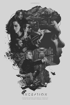 SCREEN PRINTS Part 1 by Grzegorz Domaradzki, via Behance
