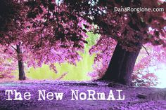 A Word Fitly Spoken: The New NoRmAL -- a devotion by Christian author and speaker, Dana Rongione