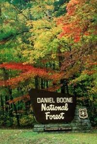 Daniel Boone national Forest Kentucky