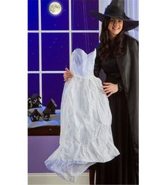 Ghostly Dress Decor: Halloween: Seasonal Projects: Fall: Shop   Joann.com