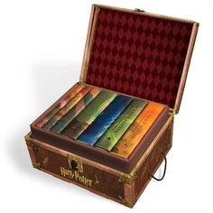 A great gift for young Muggles and Wizards alike - Harry Potter Boxed Set