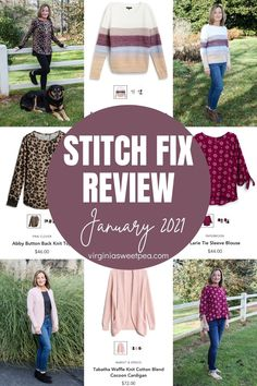My January Stitch Fix box included styles perfect to enjoy this winter. See what my stylist selected for me to try! #stitchfix #stitchfixreview via @spaula Fuzzy Pullover, Cocoon Cardigan, Stitchfix Reviews, Make Your Own Clothes, Winter Tops, Warm Outfits, Waffle Knit, Stitch Fix, Stylists