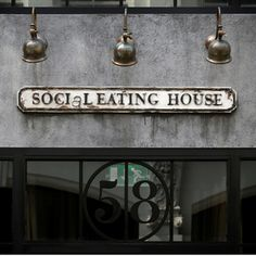 Social Eating House in Soho, London. I'm sure it wasn't just the nice company that made me list this place. They received a Michelin star some time after we went there, so I guess it is even better now :)