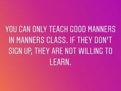 Manners Good Manners, Behavior, Teaching, Behance, Education, Onderwijs, Manners, Learning, Tutorials
