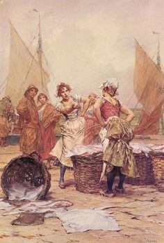Frederick_Hendrik_Kaemmerer_-_The_Fishwives