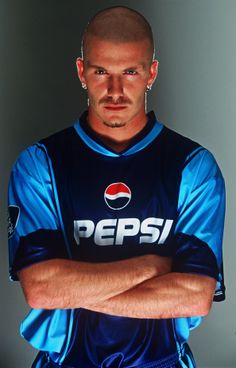Pepsi'li David Beckham