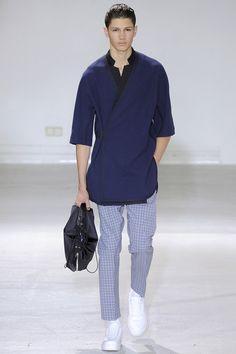 3.1 Phillip Lim collection homme printemps-été 2015 #mode #fashion