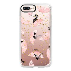 Grapefruit Smoothie iPhone and iPod Case - iPhone 7 Plus Case And... (£30) ❤ liked on Polyvore featuring accessories, tech accessories, iphone case, clear iphone case, iphone cases, apple iphone case and iphone cover case