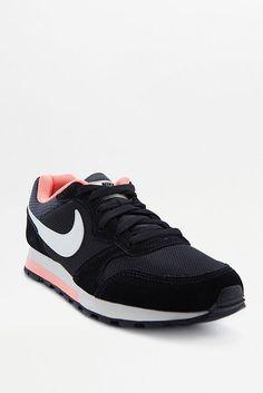 """Nike - Sneaker """"MD Runner"""" in Schwarz und Rosa"""