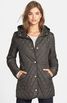 20b117eda9f7 Ellen Tracy Quilted Anorak (Regular  amp  Petite) (Online Only) available at