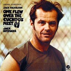 One Who Flew Over The Cuckoo's nest ~ Filmed in Oregon
