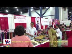 """""""Watch more videos on www.desiplaza.us & desiplaza.tv"""". Booths at NATA convention 2012."""
