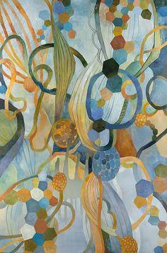 Interesting Paintings by Lisa Beerntsen