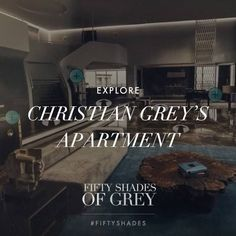 Have you explored Christian Grey's apartment? | Fifty Shades of Grey | In Theaters Valentine's Day