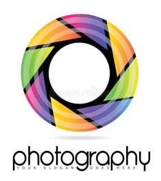 Photo about Vector logo template of a colored camera lens for a photography related logo. Illustration of sign, aperture, colored - 35889940 Photography Logo Hd, Aperture Photography, Picsart Png, Camera Logo, Studio Logo, Mobile Wallpaper, Lens, Logo Design, Logos