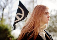 """See Elle Fanning as """"Ginger"""" (& read my review on WomenArts)"""