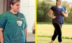 Les astuces de cette femme pour perdre 55 kilos Fitness Diet, Yoga Fitness, Tonifier Son Corps, Plein Air, Aide, Sports, Mens Tops, T Shirt, Core Exercises