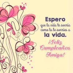 Birthday Box Gift Ideas Cards 56 Ideas For 2019 Happy Birthday In Spanish, Happy Birthday Sister, Happy Birthday Messages, Birthday Box, Happy Birthday Images, Birthday Quotes, Birthday Greetings, Birthday Posters, Happy Brithday