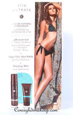 Consigli di Makeup: Review: Autoabbronzanti - Vita Liberata