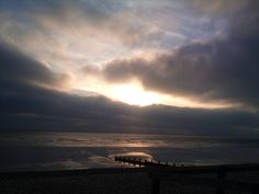 #Sunset #SeaView #BrackleshamBay #Beach #Chichester #WestSussex #PicOfTheDay #PhotoOfTheDay #NoEdit #NoFilter
