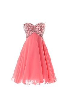 Sweetheart Beaded Prom Gown Short Homecoming Dress PG048