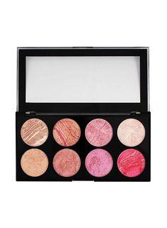 Makeup Revolution Blush Palette Blush Queen