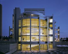 International Center for Possibility Thinking – Richard Meier & Partners Architects
