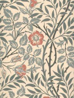Sweet Briar - Morris & Co (selectwallpaper)