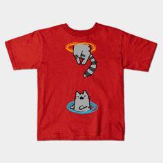 Portal Cat Young T-Shirt