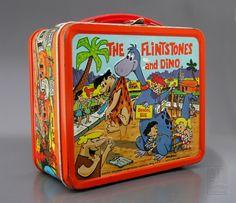 THE FLINTSTONES Lunch Box - metal 1962 | by LUNZERLAND!