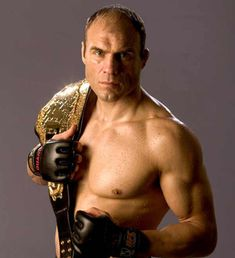 UFC fighter Randy Couture