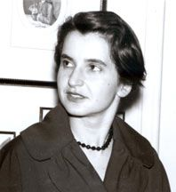 Rosalind Franklin made a major contribution to science when she created X-ray diffraction images of DNA.  These images helped form the basis of Crick and Watson's model of DNA.