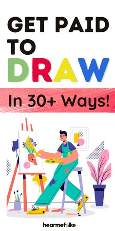 Get paid for drawing. What if I told you that you can get paid to draw online from wherever you are in the world. Yes, you could now get paid to draw cartoons, animes, doodles, tatoos, and what not! Check out this article that lays out the steps to making money online doing what you love. Earn Extra Cash, Making Extra Cash, Extra Money, Work From Home Moms, Make Money From Home, Way To Make Money, Online Jobs For Moms, Online Work, Make Money Blogging