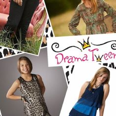 Shop for your Tween girls!! Vintage Couture Drama Tween Collection!! Contact me if you are interested in hosting a party, or need any assistance with ordering! #kids #vintage  #boutique  #clothes #tween  Visit my site - https://www.vintagecoutureinc.net/LauraJarosz/