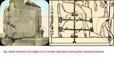 EGYPT OLD GIANTS