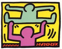 Pop Shop 1, 1987  Silkscreen  12 x 15 inches   30.48 x 38.1 cm    Edition of 200