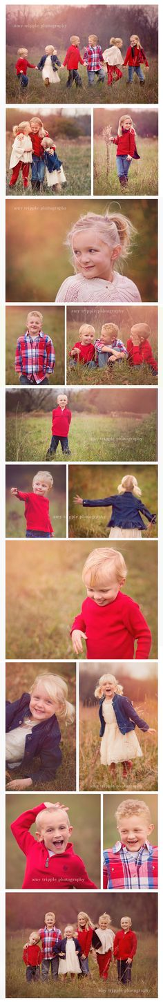 Inspiration for photographing siblings in the great outdoors.