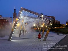 Atomizing System - Park 542, Chicago, IL (Adams-Sangamon Park)