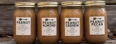 Need to try this!  Only ingredients in their PB are peanuts, wild flower honey, organic coconut oil, and sea salt.