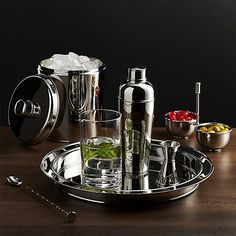 Cocktail Mixing Glass | Crate and Barrel