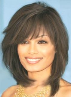 Haircuts For Medium Length Hair, Bangs With Medium Hair, Haircuts For Medium Hair, Medium Layered Haircuts, Short Hair With Layers, Medium Hair Cuts, Short Hair Cuts, Medium Hair Styles For Women, Square Face Hairstyles