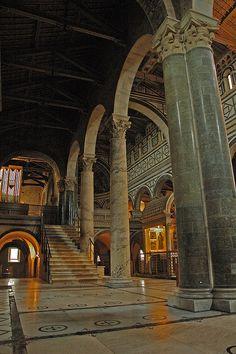 Basilica di San Miniato al Monte around 27 km from the Tenuta Tignanello estate