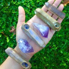 Flash Sale: Healing Crystal Inspired Pipes