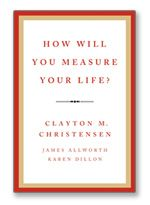 """Innovation guru and Harvard Business School prof Clayton Christensen.  """"How Will You Measure Your Life"""" is a must read"""