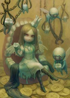 The Art Of Animation, Daiyou-Uonome