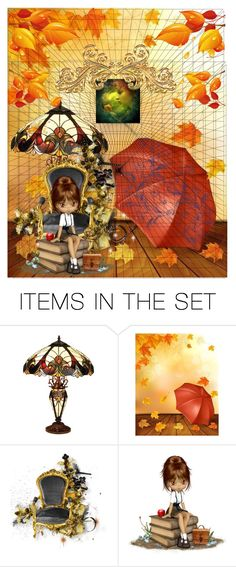 """""""My Thinking Chair!"""" by kksnanny ❤ liked on Polyvore featuring art"""