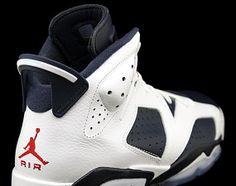 """Air Jordan VI Retro – """"Olympic"""""""