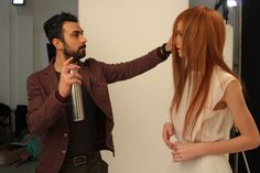MIXART | MIXTERO - COLLECTION 2013 - Collection backstage
