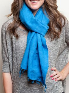 $28 fashionABLE scarves are beautiful. buying one helps create work for women in Africa so they can become self-sustainable.