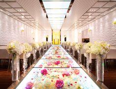 フォトギャラリー   名古屋の結婚式場 ラグナスイート名古屋 ホテル&ウエディング